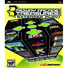 PSP: MIDWAY ARCADE TREASURES EXTENDED PLAY (GAME)